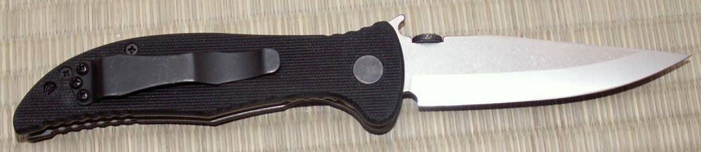 Additional photos: Knife Emerson Gentelman Jim - Satin blade