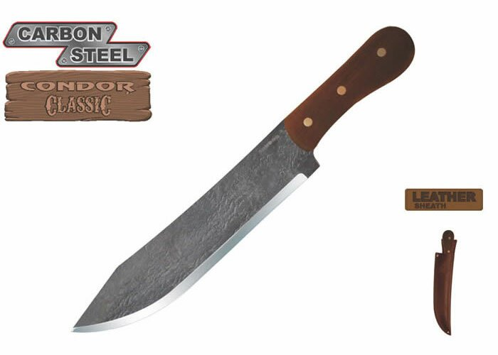 Additional photos: Condor Hudson Bay Knife
