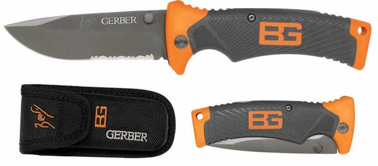 Additional photos: Gerber Bear Grylls Folding Sheath Knife