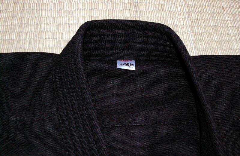 Additional photos: Karate Gi black 12oz