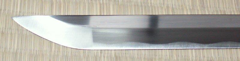 Zatoichi Hand Forged Sword Black