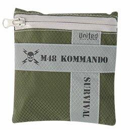 Additional photos: M48 Kommando 8-Pc Adventure Survival Kit