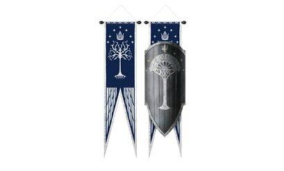LOTR Second Age Gondorian War Shield