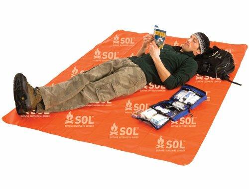 Additional photos: SOL Sport Utility Blanket