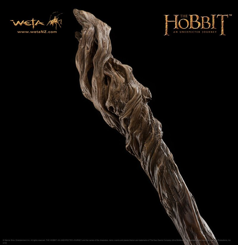 Additional photos: Hobbit - Staff of Gandalf the Grey - Weta