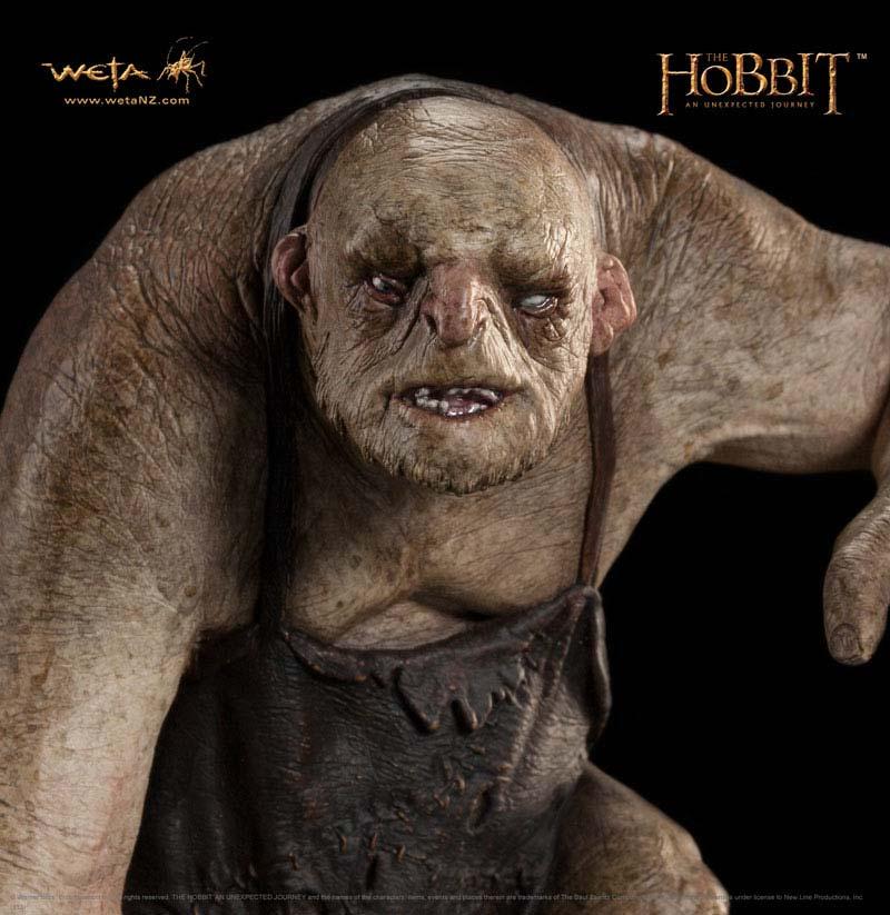 Additional photos: Hobbit - Bert the Troll - WETA