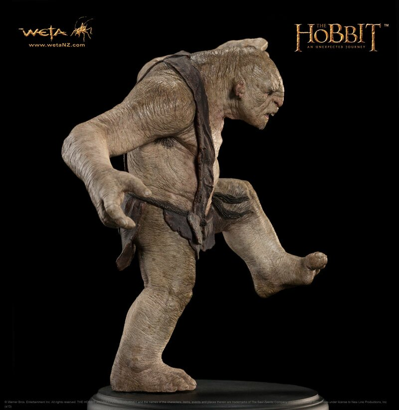 Additional photos: Hobbit - Tom the Troll - WETA