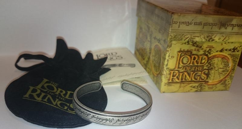 Additional photos: Lord of the Rings Elven Bracelet