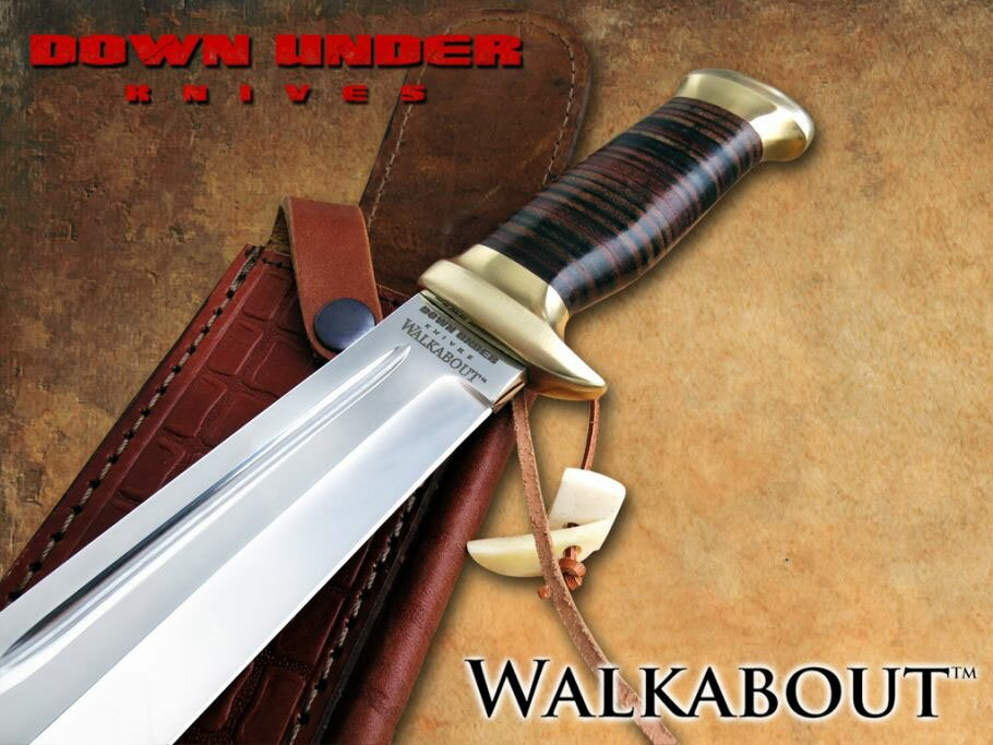Additional photos: Down Under Knife The Walkabout