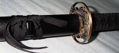 Additional photos: Samurai Sword - Antique Copper