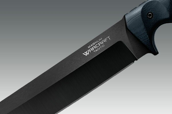 Additional photos: Cold Steel Magnum Warcraft Tanto