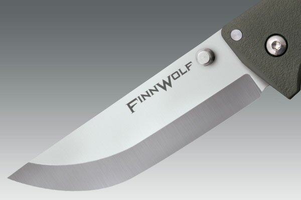 Additional photos: Cold Steel Finn Wolf folded blade