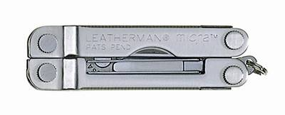 Additional photos: Multitool Leatherman Micra Tool Silver