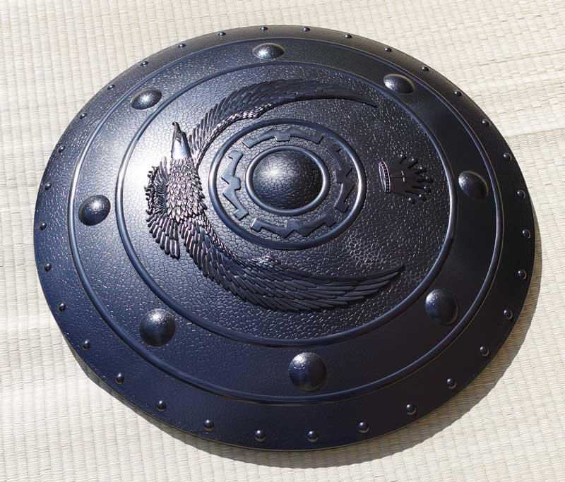 Additional photos: Plastic Shield Black