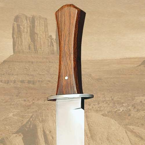 Additional photos: Coffin Handled Bowie Knife