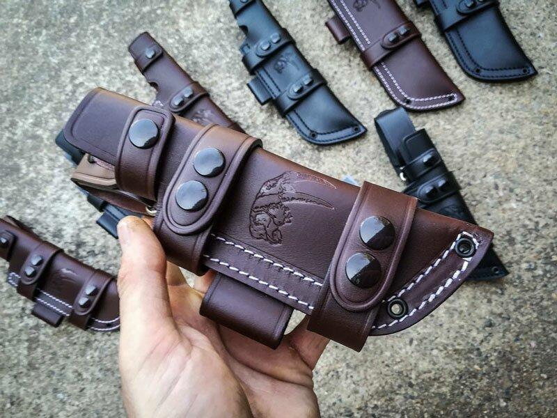 Additional photos: Knife Uro Tactical - Wander Tactical