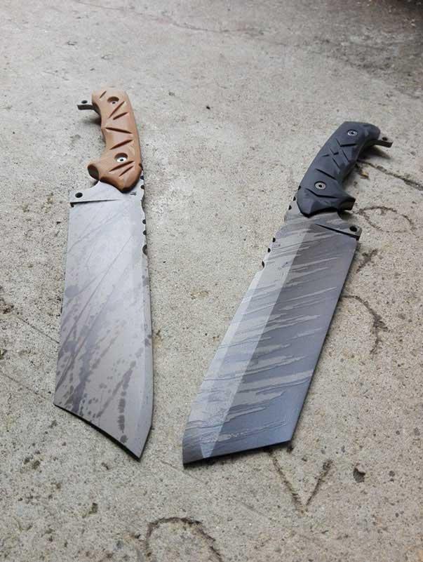 Additional photos: Knife T-Rex - Wander Tactical