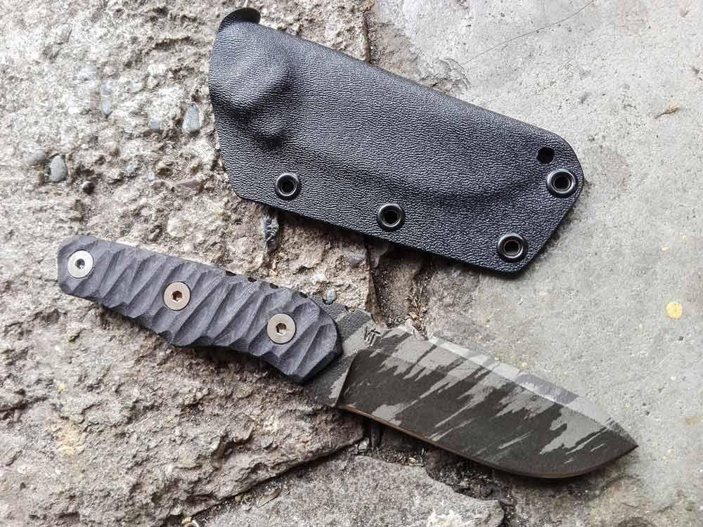 Knife Scrambler EDC - Wander Tactical