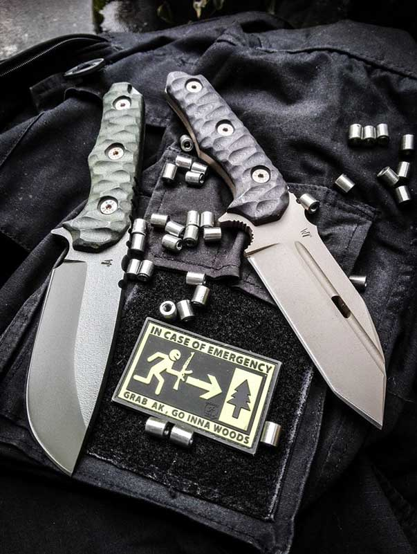 Additional photos: Knife Hurricane - Wander Tactical