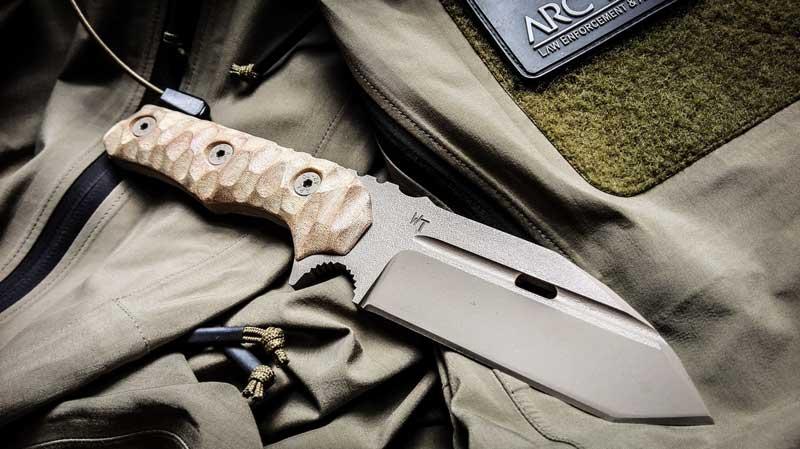 Knife Hurricane - Wander Tactical