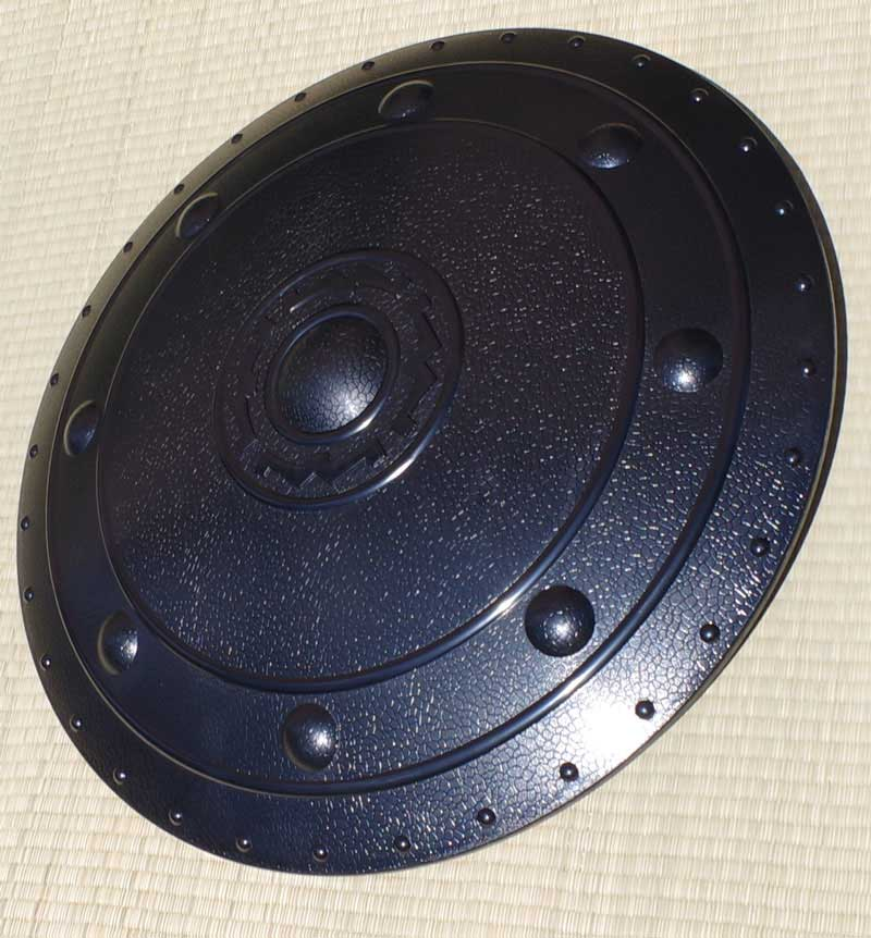 Additional photos: Black Plastic Shield