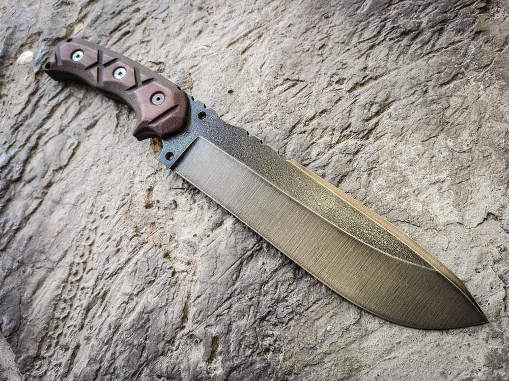 Survival Knife Godfather - Wander Tactical