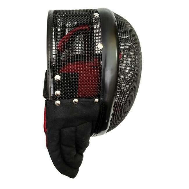 Additional photos: Red Dragon HEMA Tournament Fencing Mask - 1600N