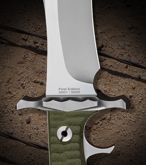 Rambo V Last Blood Heartstopper Knife Hollywood Collectibles Group