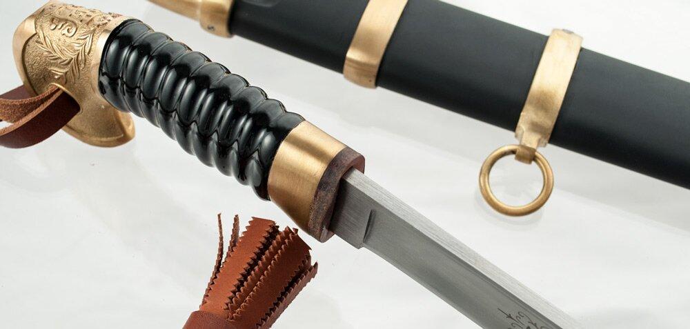 Hanwei Shashka Sword - Russian Cossack Sabre Shashqua
