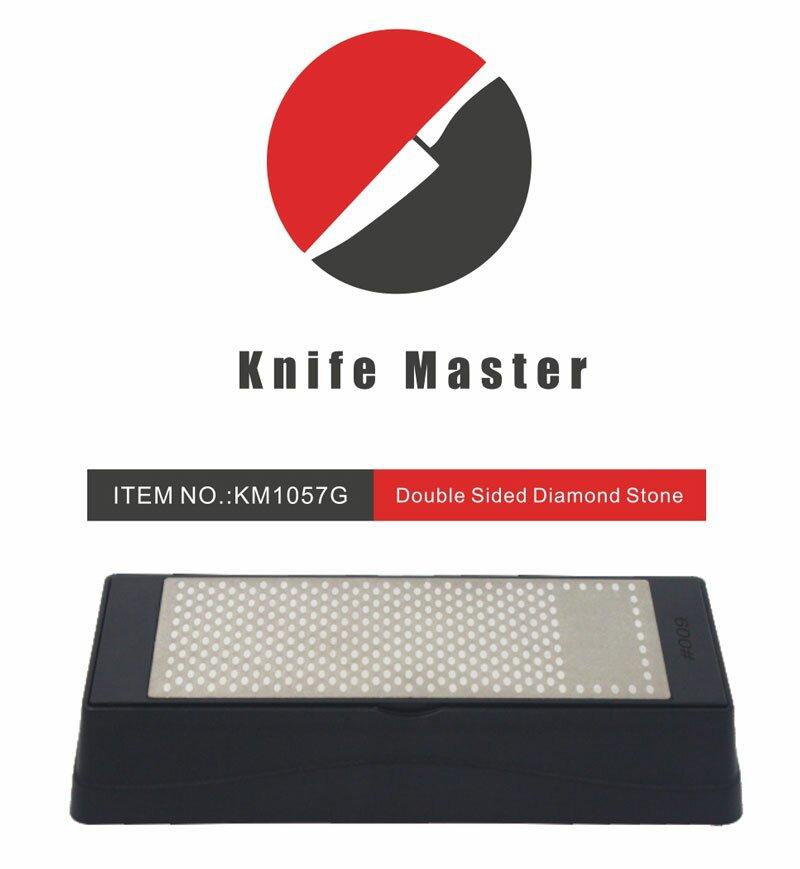 Additional photos: Diamond knife sharpener doublesided 360-600 Knife Master