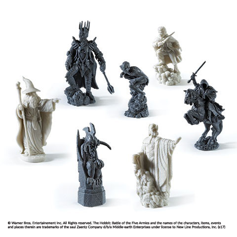 Lord of the rings Chess Set Battle for Middle-Earth