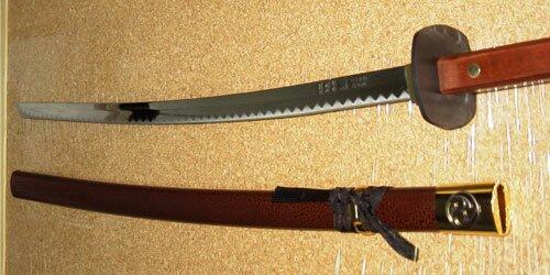 Additional photos: Full Tang Samurai Katana Sword - 24-K Gold