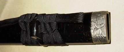 Additional photos: Samurai Sword with Mini Tanto - Black