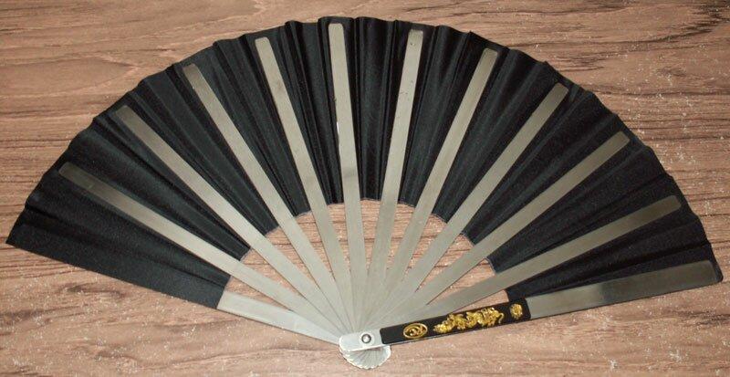 Additional photos: Kung Fu Fan - Ninja Design