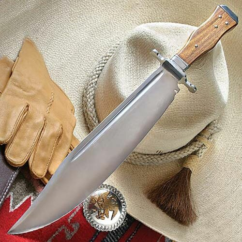 1850 Coffin Hilt Bowie Knife