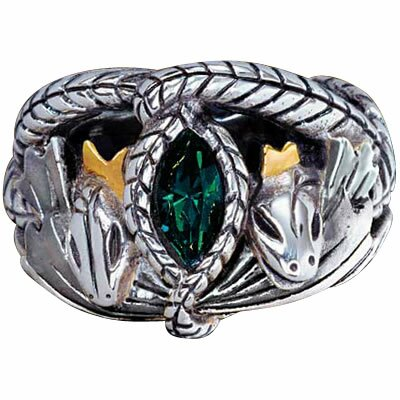Aragorn's Silver Ring from The Lord of the Rings