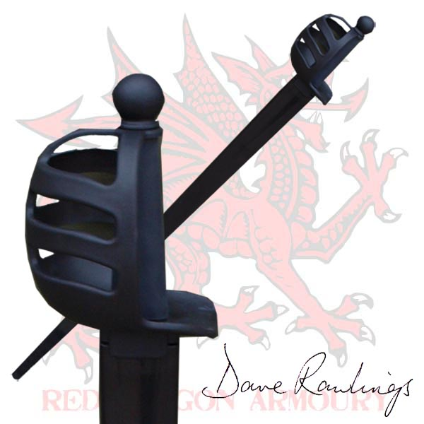 Basket Hilt Xtreme Sparring Sword(RDA003XT) Synthetic