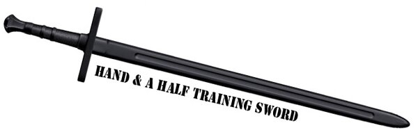 Boken Cold Steel Hand & A Half Training Sword(92BKHNH