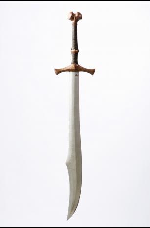 A l'ombre du roi cornu Calimacil_LARP_foam_sword-Malchus_the_Falchion