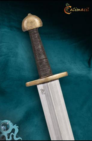 Calimacil LARP foam sword - Viking's sword from the battle of Hastings 1066