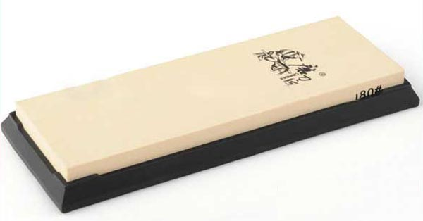 Ceramic Water Sharpening Stone 180 Taidea T7018w Knife