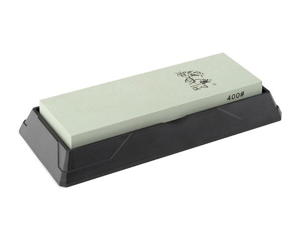 Ceramic Water Sharpening Stone 400 Taidea T1304w Knife