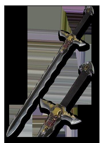 Chaos 2nd Edition Devil Sword 90cm