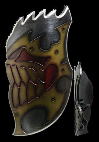 Chaos 2nd Edition Shield Chaos Warrior 100x50cm