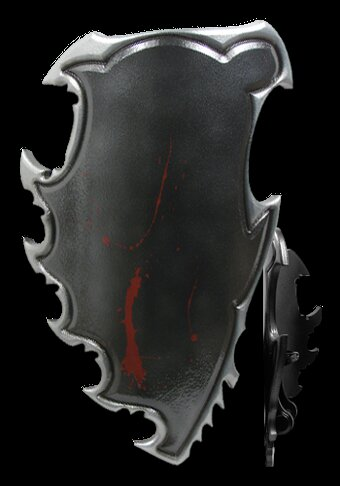 Chaos 2nd Edition Shield bloody 95x60cm