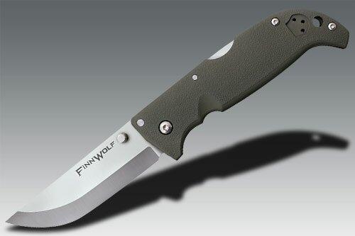 Cold Steel Finn Wolf folded blade