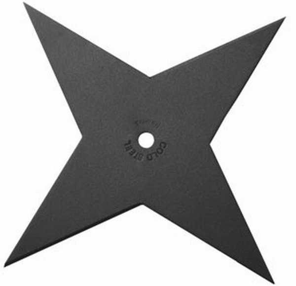 Cold Steel Throwing Star Sure Strike Light