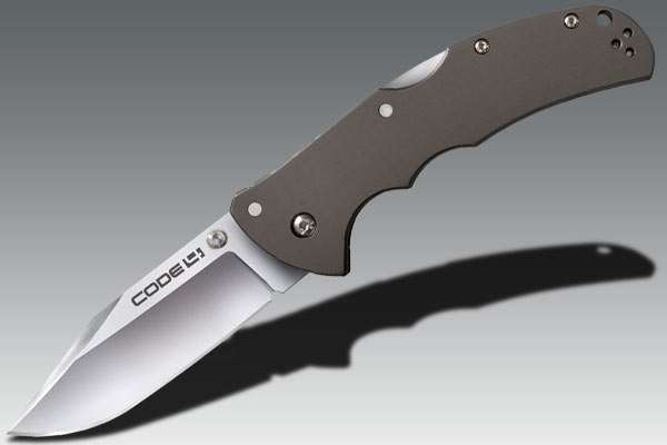 Cold Steel Code-4 Clip Point XHP