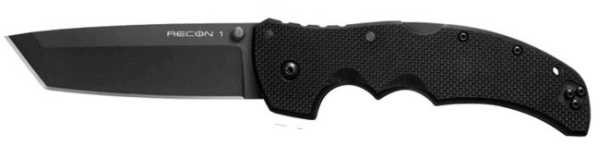 Cold Steel Knife Recon 1 Tanto Point