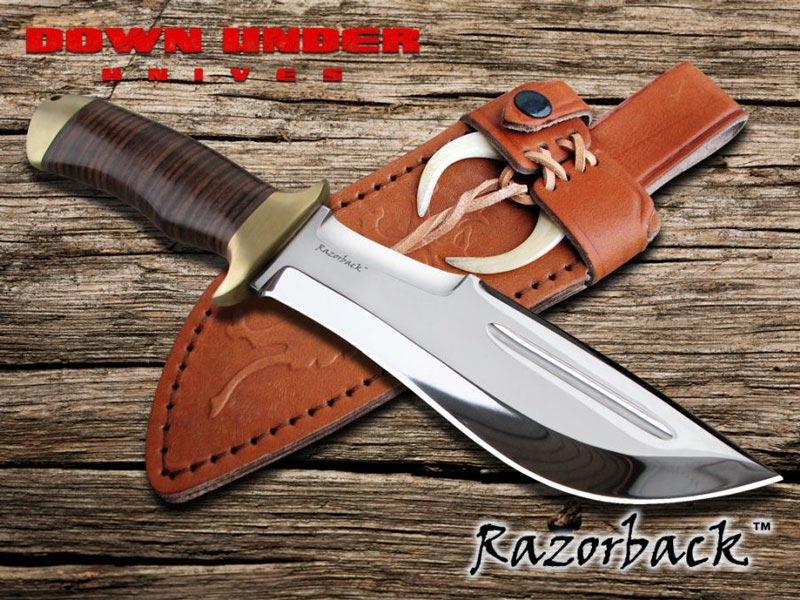 Down Under Knife The Razorback